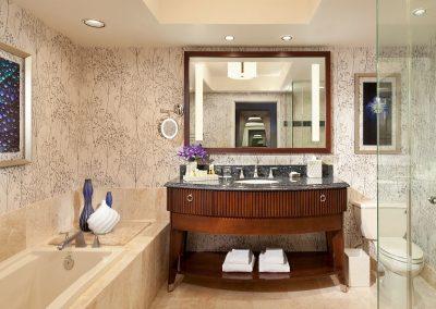 Chambre King - Salle de bain