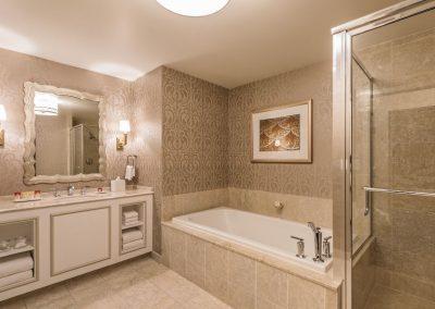 Suite Lyon - Salle de bains