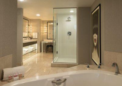 Suite Panorama - Salle de bains