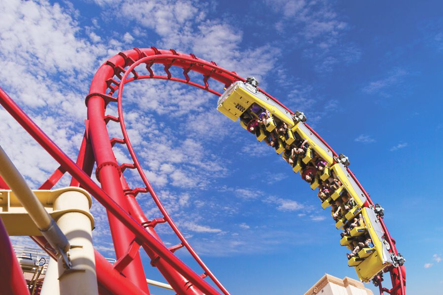 Big Apple Coaster