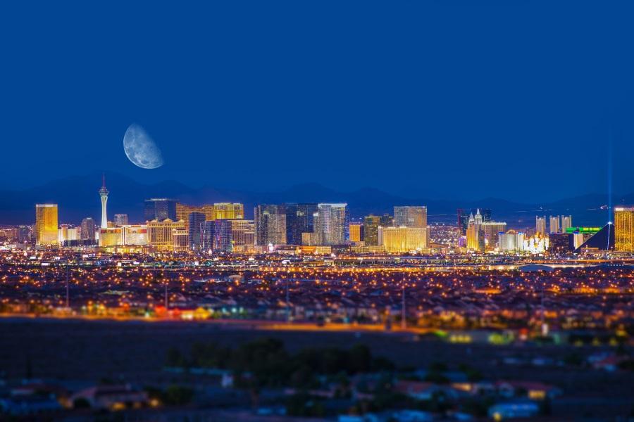 Vallée de Las Vegas
